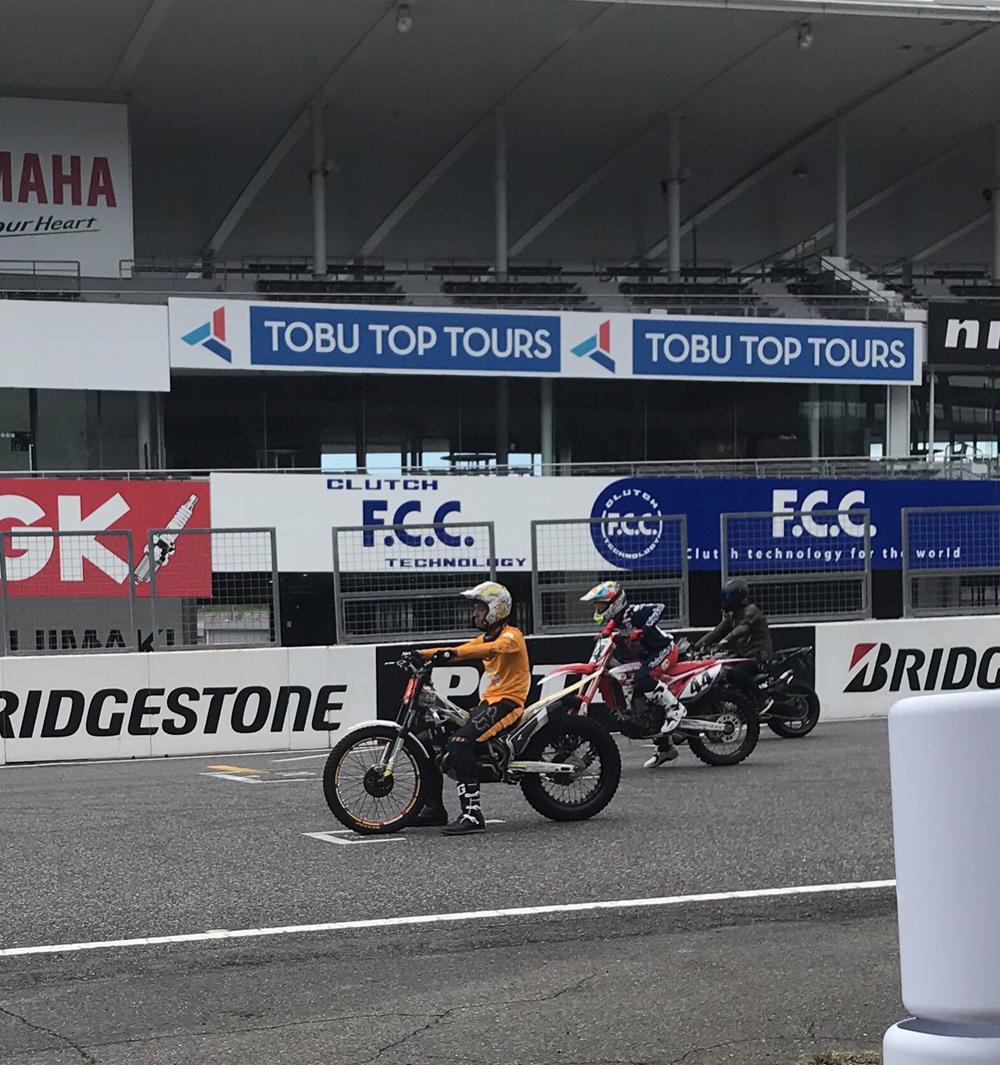バイクバイクバイク 異種格闘技戦 モトクロス