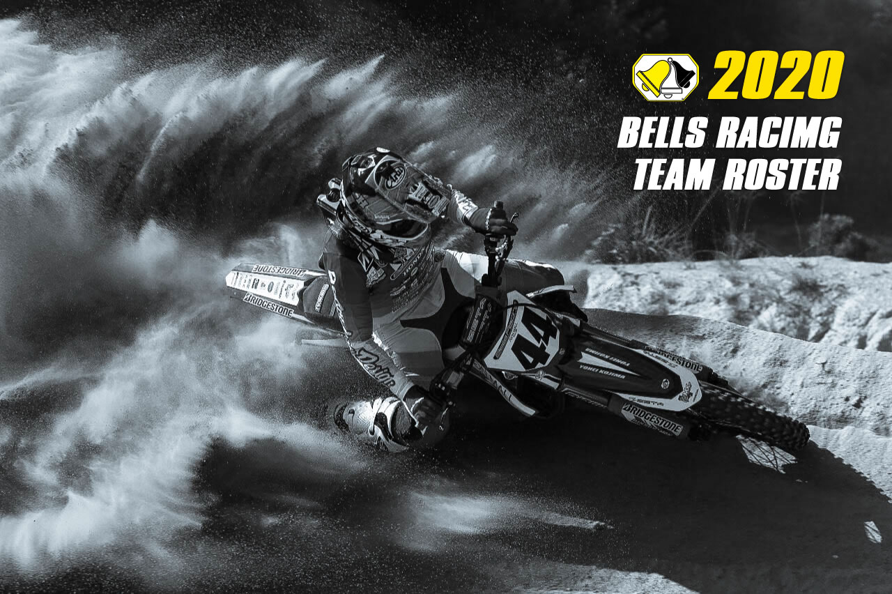 2020 BELLS RACING ROSTER